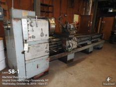 Empire State Machining - Short notice machine tool sale, live with webcast