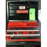 Lotto 312 - Hoke Brand Checkmate Gage Block Set 490-g