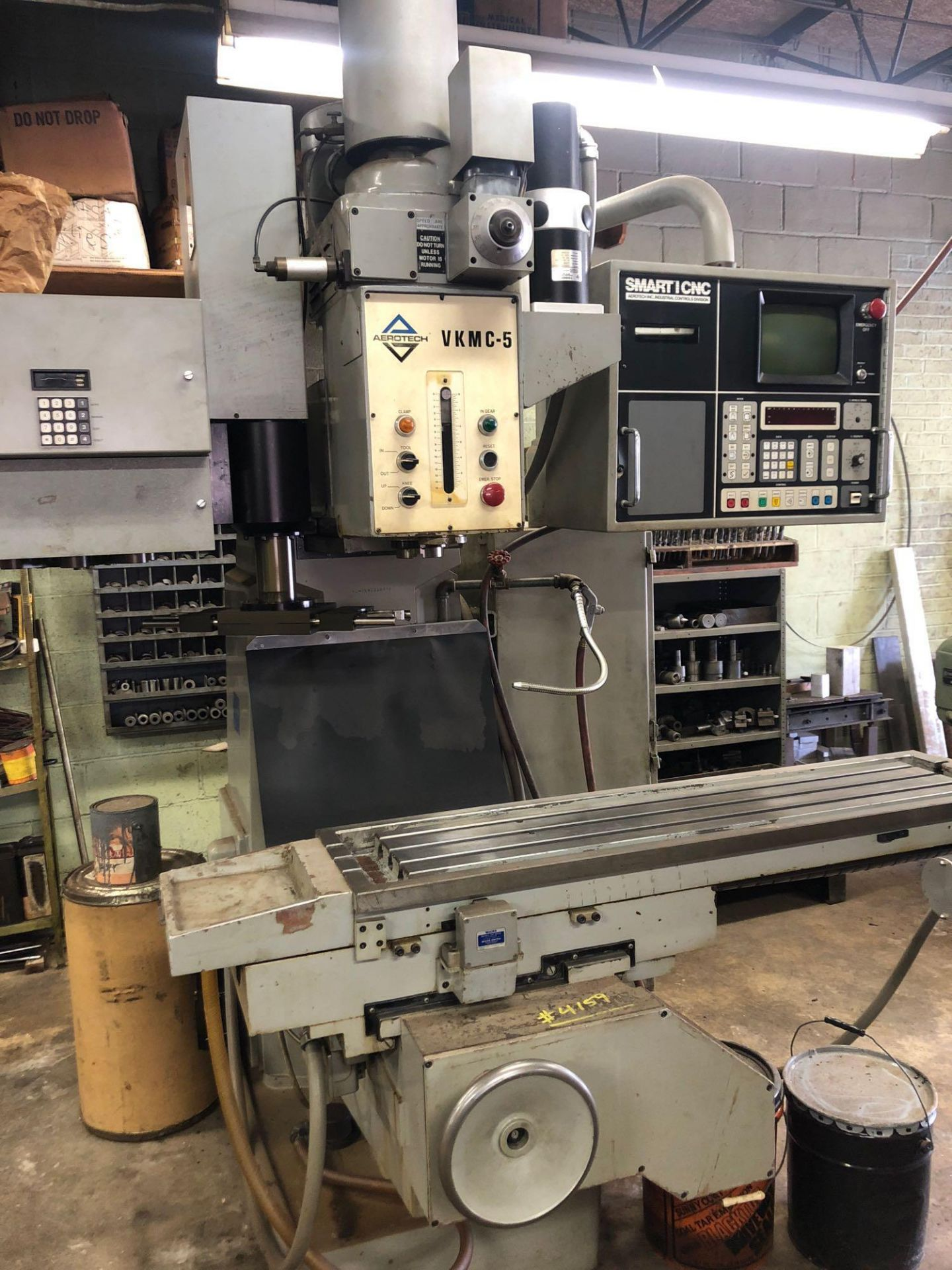 Lot 4159 - Aerotech VKMC-5 CNC Router