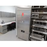Basil Equipment GD7000 glassware dryer, located in B wing, 4th floor, room 440C