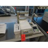 Isco Foxy 200 Combiflash fraction collector with Mettler Toledo Seven Multi PH meter, located in B