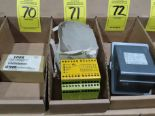 Lot 71 - Pilz model PNOZ-X9-24VAC-24VDC-7n/o-2-n/c-2s, new, as always, with Brolyn LLC auctions, all lots can