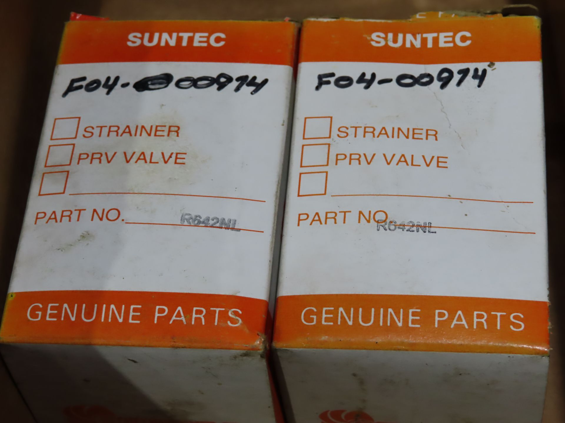 Lot 74 - Qty 2 Suntec model R642NL, new in boxes, as always, with Brolyn LLC auctions, all lots can be picked