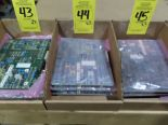 Lot 44 - Qty 3 Altas Copco model 56J033A control boards, as always, with Brolyn LLC auctions, all lots can be