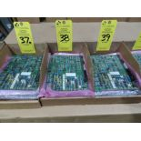 Lot 38 - Qty 3 Altas Copco model 56J033A control boards, as always, with Brolyn LLC auctions, all lots can be