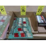 Lot 26 - York / Potter Brumfield Model 031-00254C replacement circuit boards, used, as always, with Brolyn