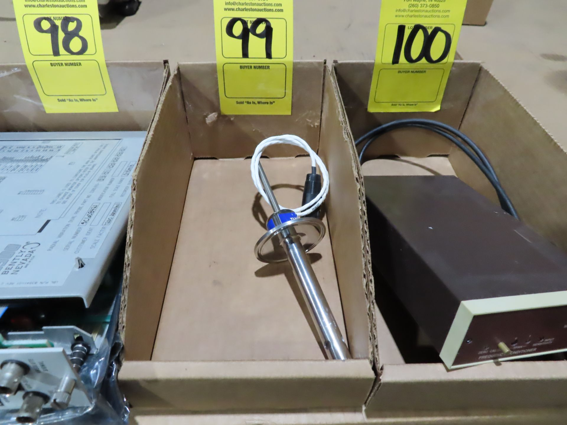 Lot 99 - Thorton model 243E227, new without box, as always, with Brolyn LLC auctions, all lots can be