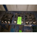 Lot 14 - (8) GE CIRCUIT BREAKERS 3 POLE