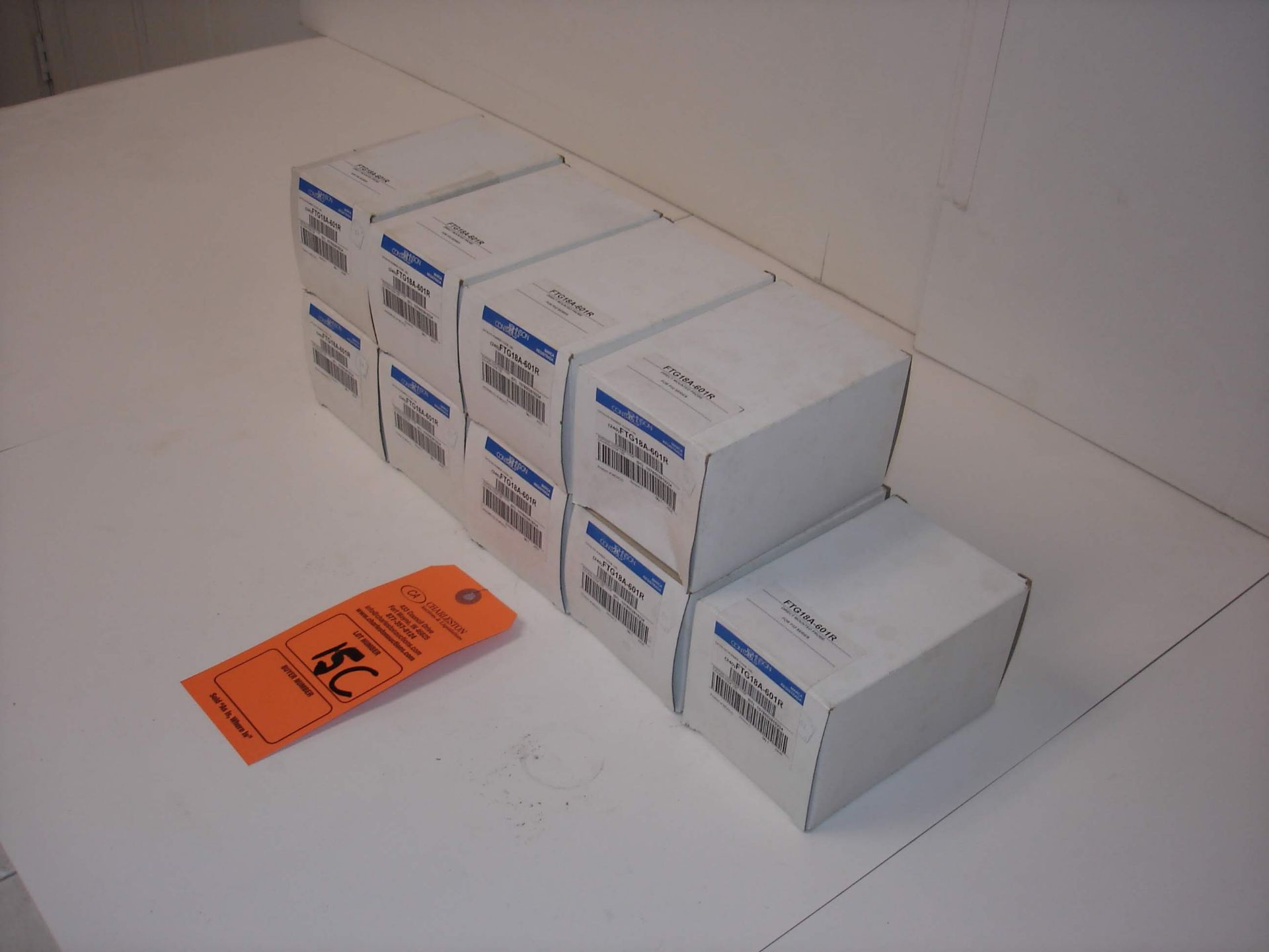 Lot 15C - (9) JOHNSON CONTROLS REPLACEMENT KITS REFER TO PHOTOS!