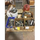 Lot 466 - PALLET OF MISC. WATER & AIR FITTINGS