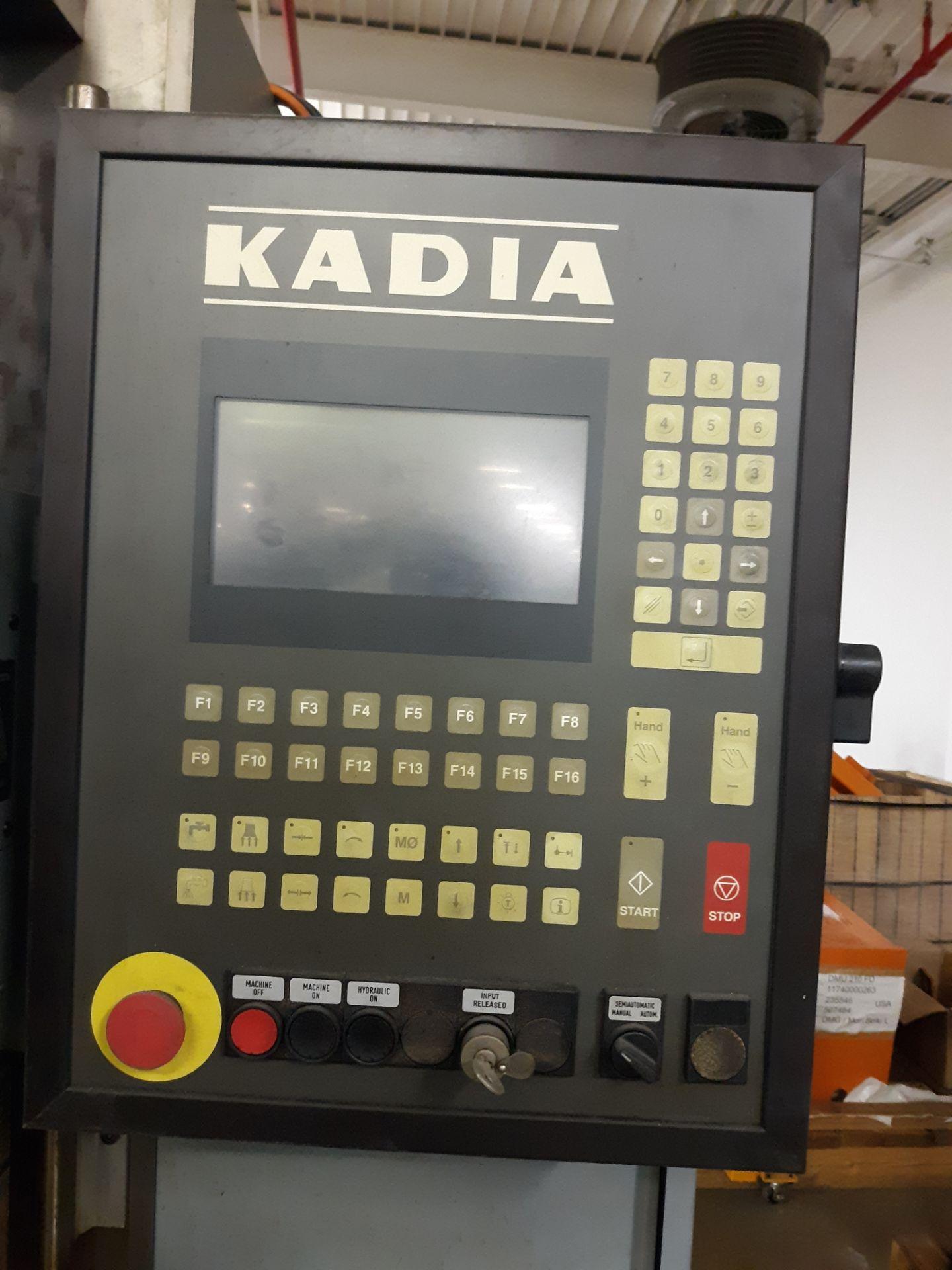 Lot 46 - KADIA VERTICAL HONING MACHINE MODEL-UPH350 S#50/1753;RIGGING FEE:$10