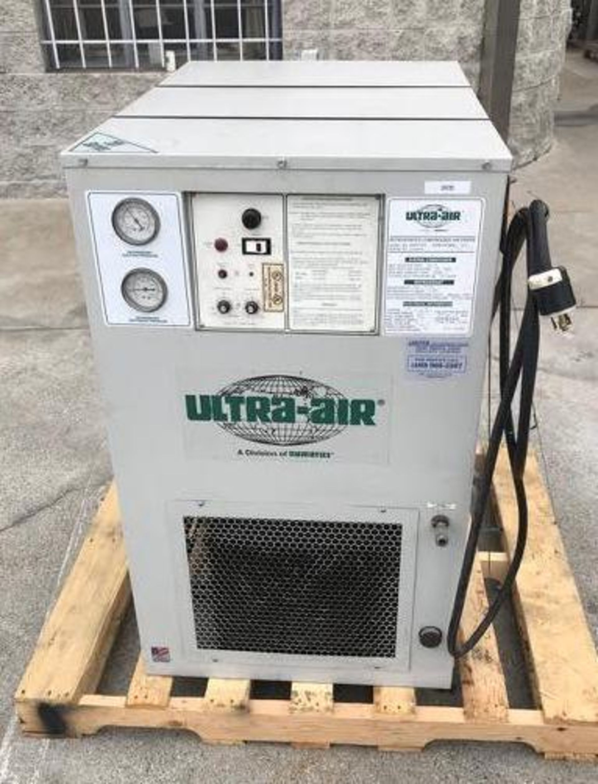 Lot 82 - Ultra-Air Refridgerated Air Dryer