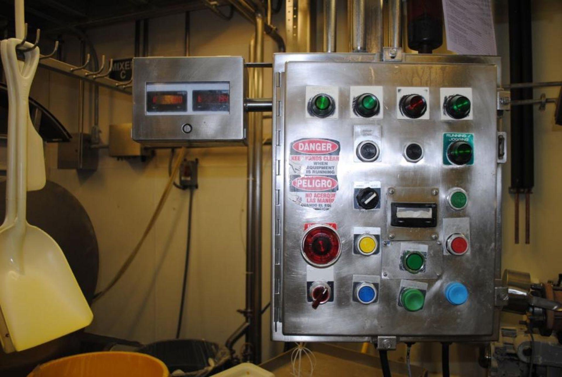 Lot 14 - Nellson Dough Mixer by JH Day
