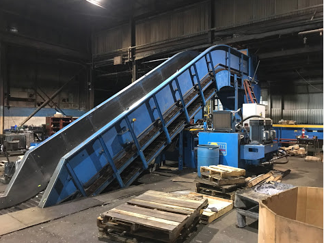 Silver's Metal Company - Assets of Metal Recycling Co.