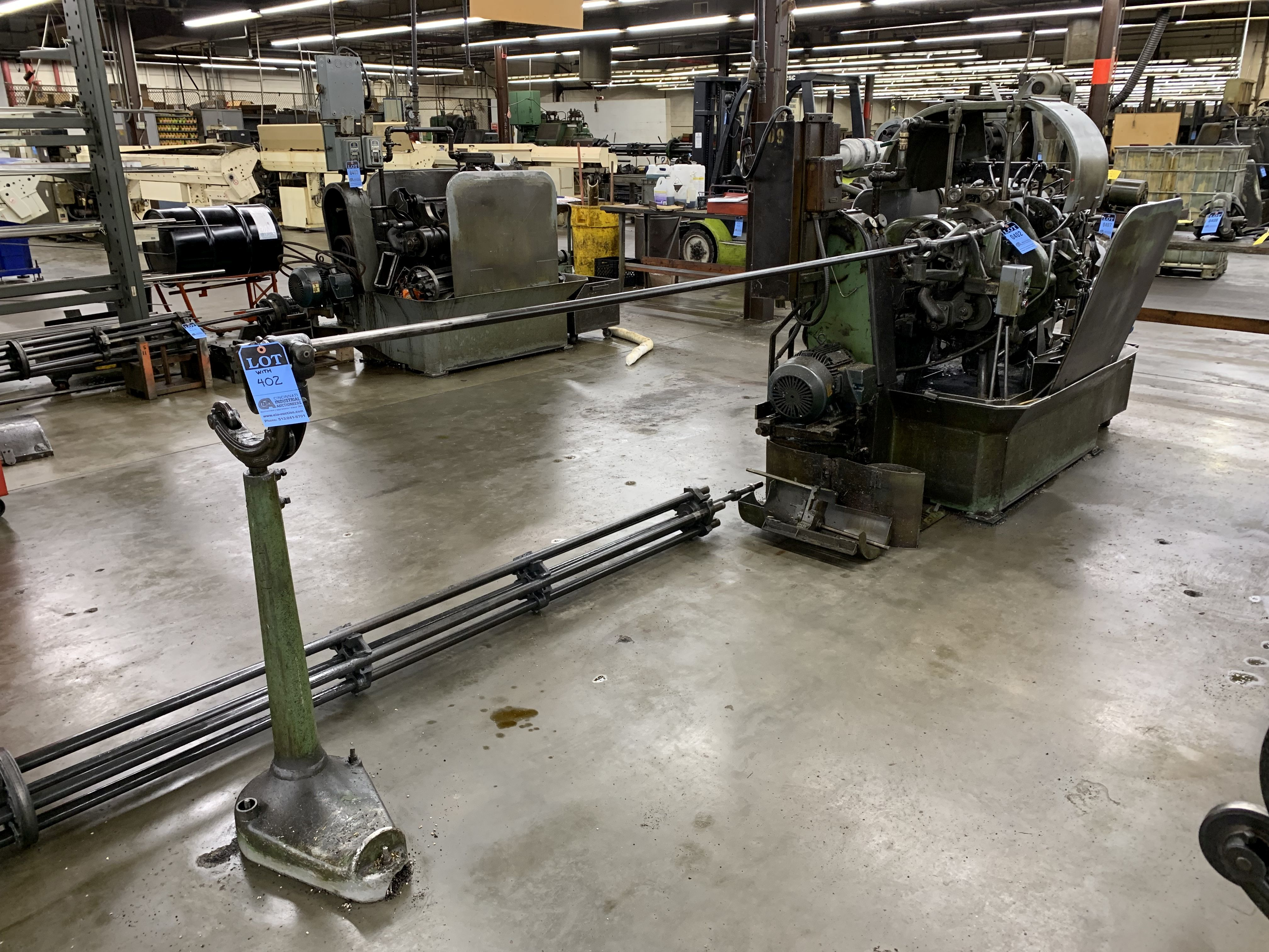 Dow Screw Products, Inc. - Complete Screw Machine Shop