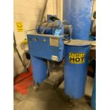 Lotto 90 - NOVATEC MODEL NPD-150 RESIN DRYER; S/N 3-9552-1831