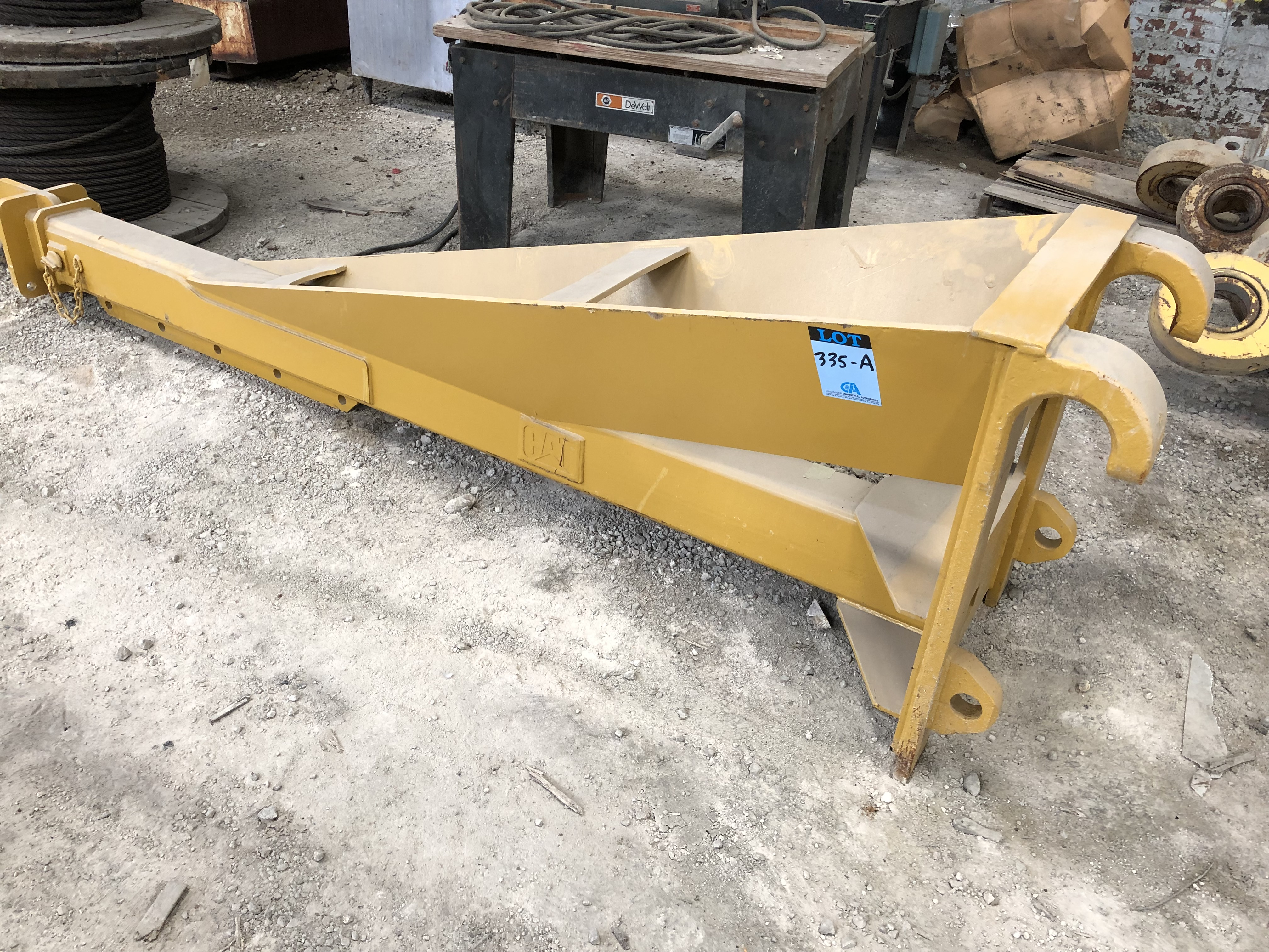 Day 1 - Allied Consolidated Industries, Inc. - Huge Two-Day Auction of Extremely Well-Maintained Erecting and Demolition Equipment