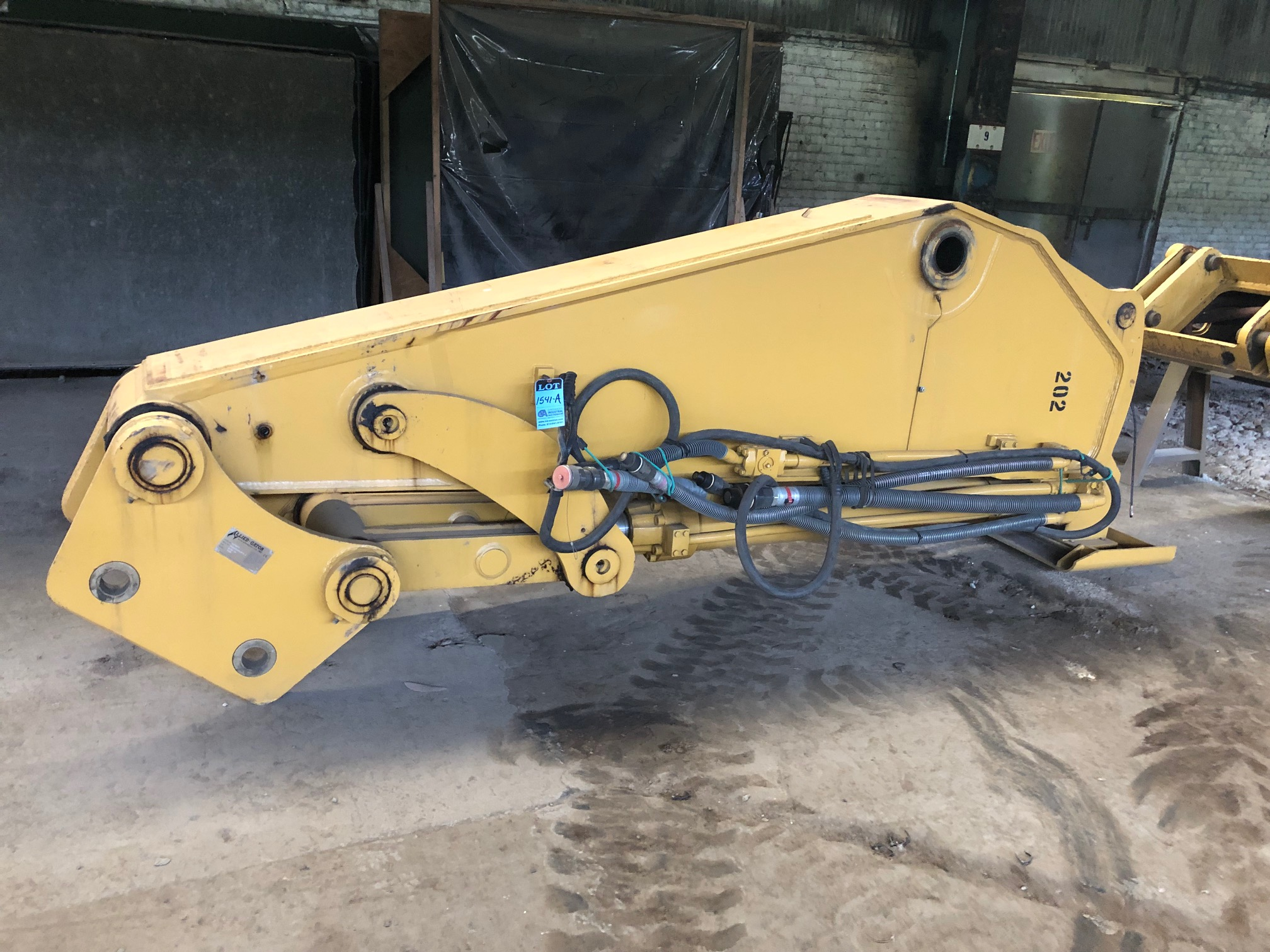 Day 2 - Allied Consolidated Industries, Inc. - Huge Two-Day Auction of Extremely Well-Maintained Erecting and Demolition Equipment