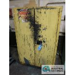 90-GALLON SECUREALL FIREPROOF CABINET