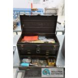 KENNEDY MACHINIST TOOL CHEST WITH MISCELLANEOUS
