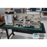 """11"""" X 26"""" GRIZZLY MODEL G9972Z MILO SIZE BENCH TOP LATHE; S/N 2011482 (2011), 110 VOLT, WITH WORK"""