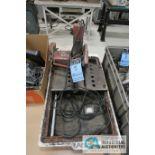 "6"" MK 370EXP ELECTRIC TILE SAW; S/N 0019011 (11/07)"