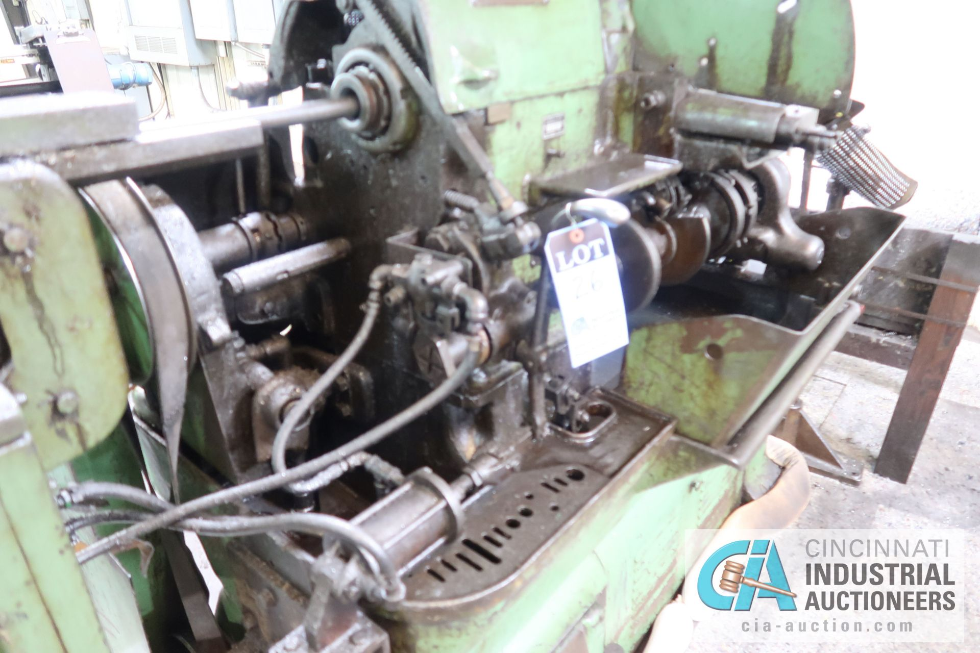 """Lot 26 - 1-1/2"""" CAPACITY BROWN AND SHARPE MODEL 2G AUTOMATIC SCREW MACHINE; S/N 12174"""