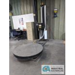 LIBERTY INDUSTRIES MODEL 500S ROTARY PALLET STRETCH WRAPPER