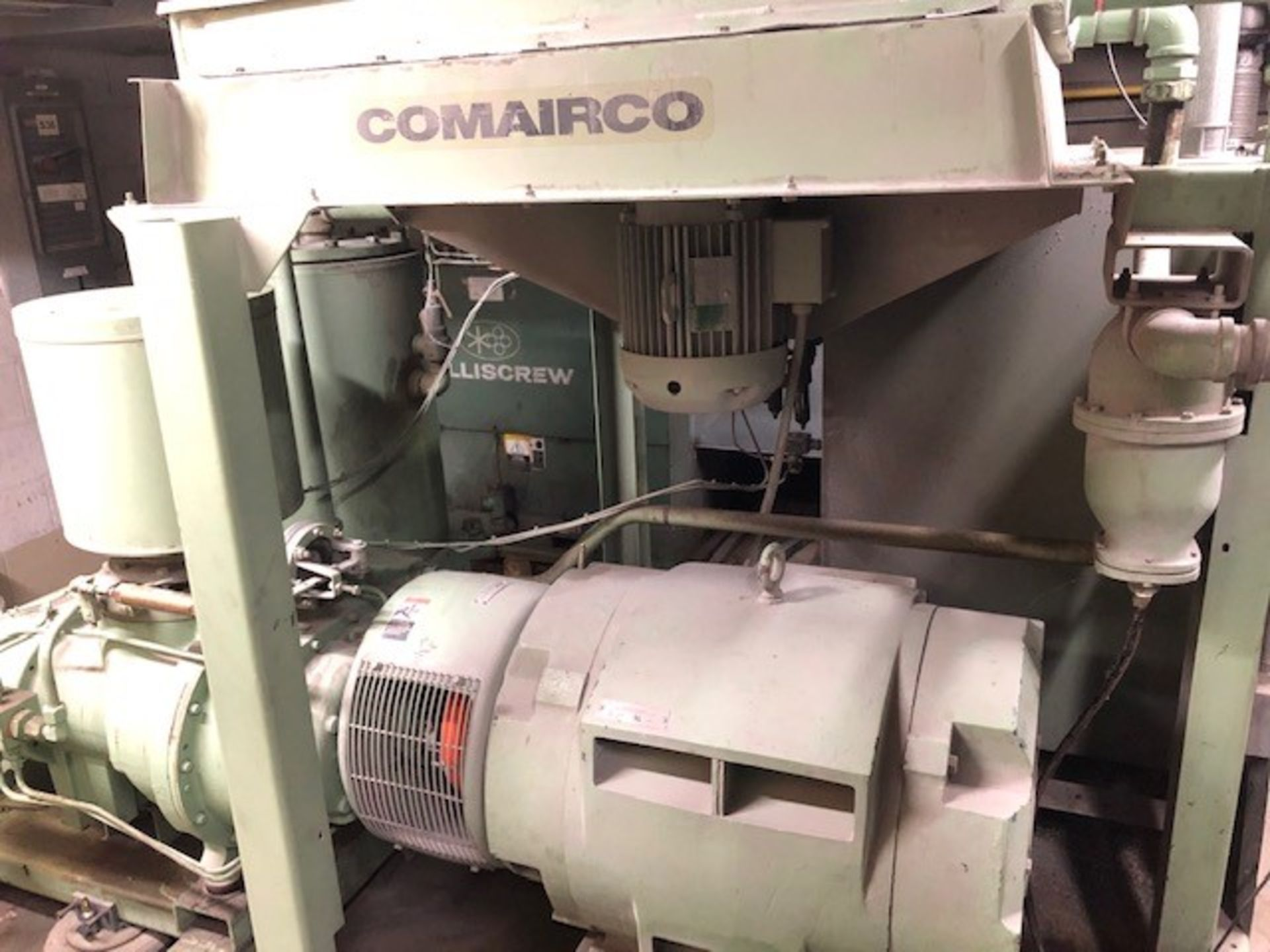 Lot 48 - Air Compressor 150hp Sullair, Model: LS-20S-150H ACAC, s/n: 003-112279