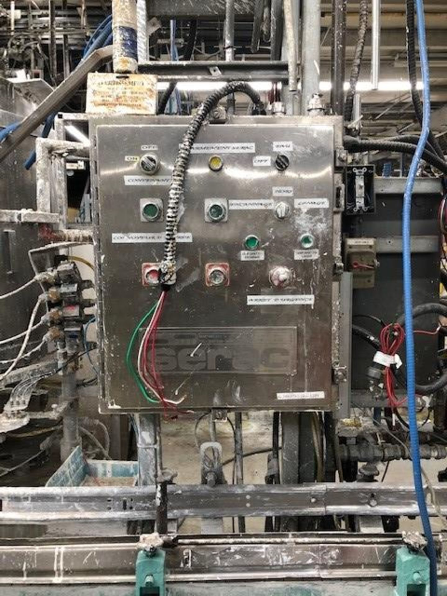 Filler Serac rotary 8 heads gallons - Image 2 of 2