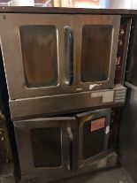 Lot 37 - SOUTHBEND DOUBLE OVEN