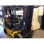 Lot 53 - Komatsu (FG25ST-12) 5,000 lbs. cap LPG Forklift