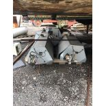 Lot 42 - LOT OF 4 SCHWANK RADIANT HEATERS