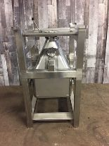Lot 23 - GEI GALLAY STAINLESS STEEL BIN