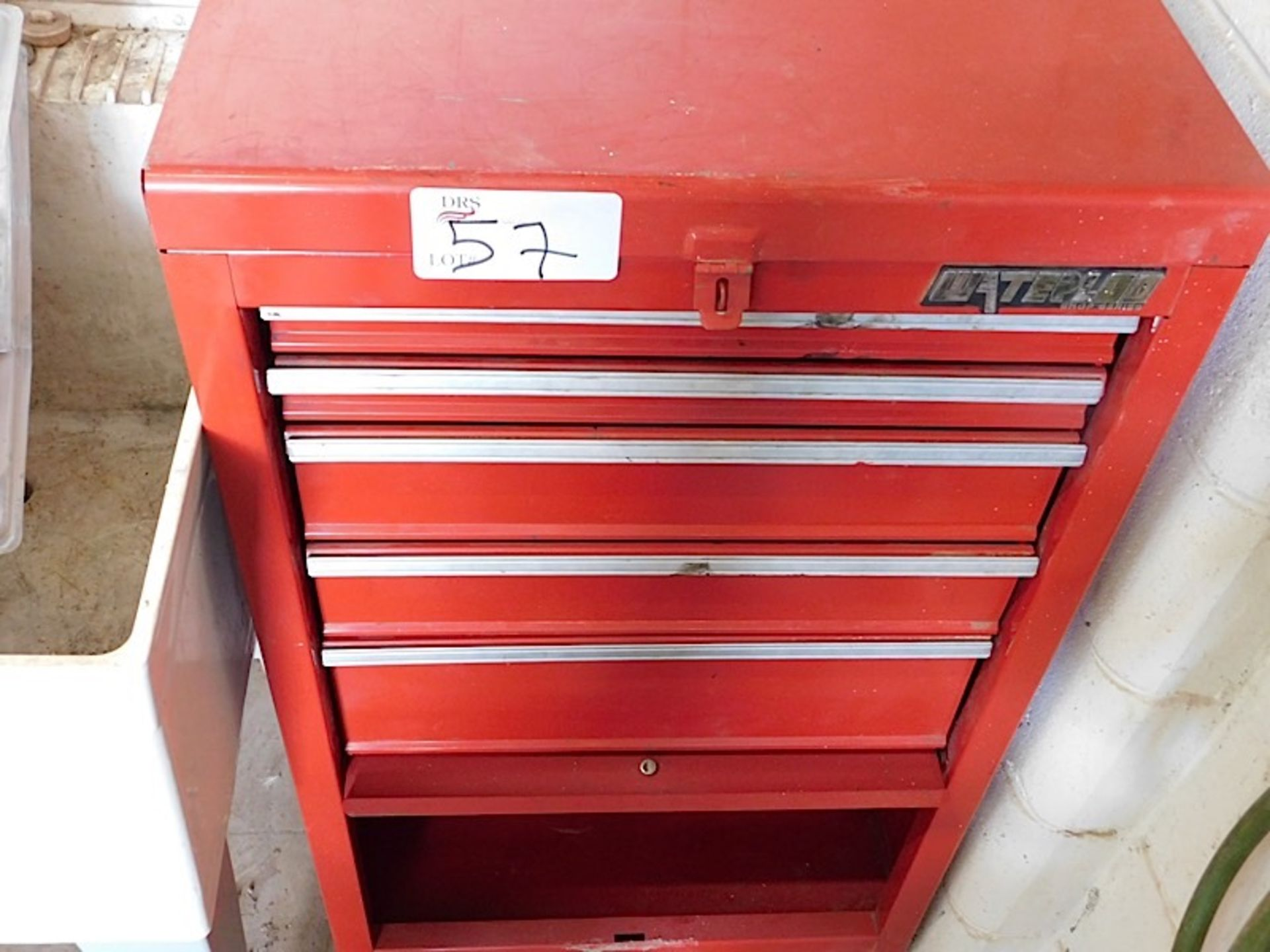 Lot 57 - TOOL CHEST