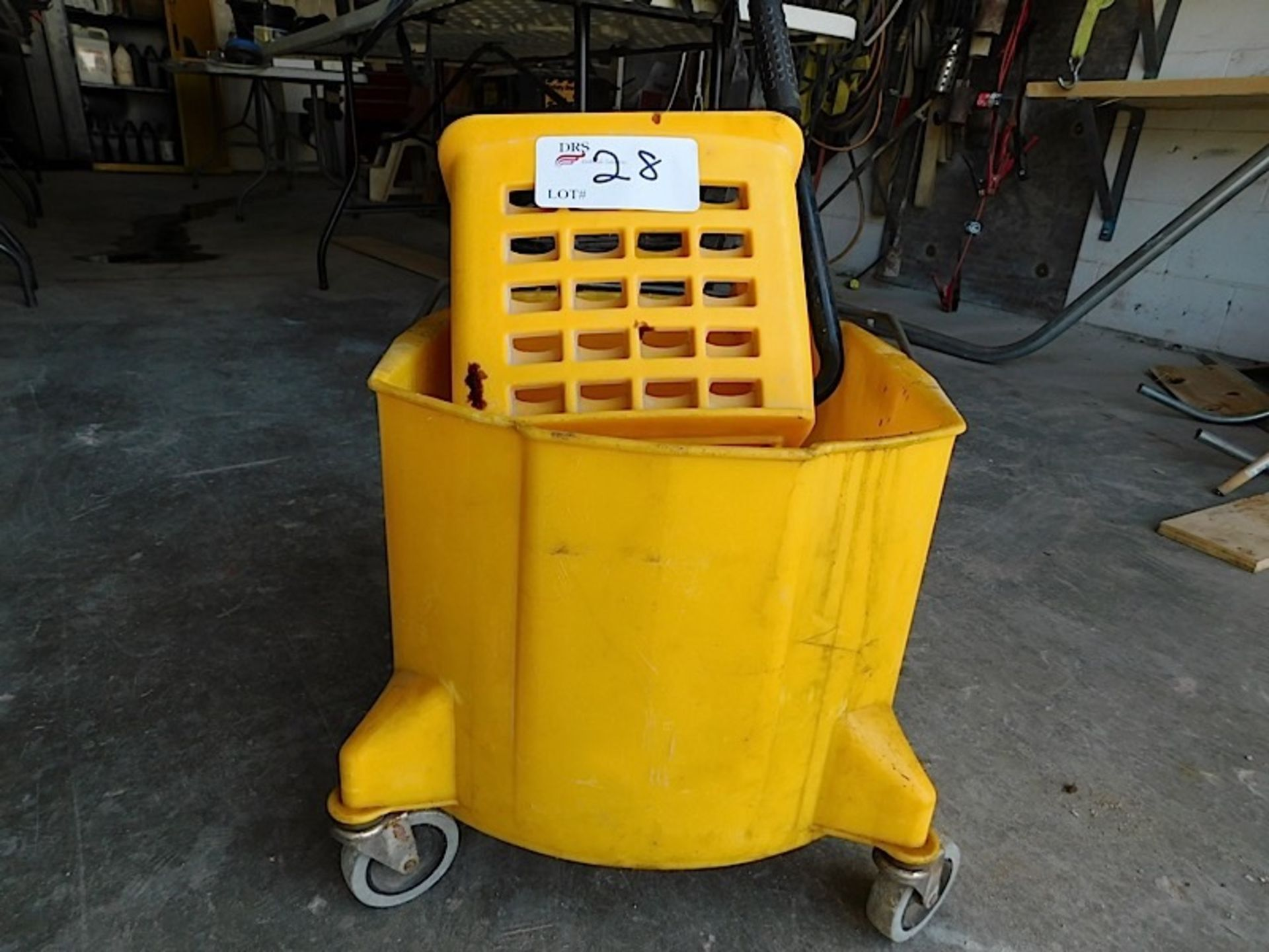 Lot 28 - MOP BUCKET