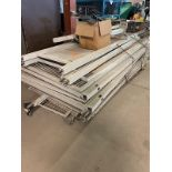 LOT OF MACHINE FENCING