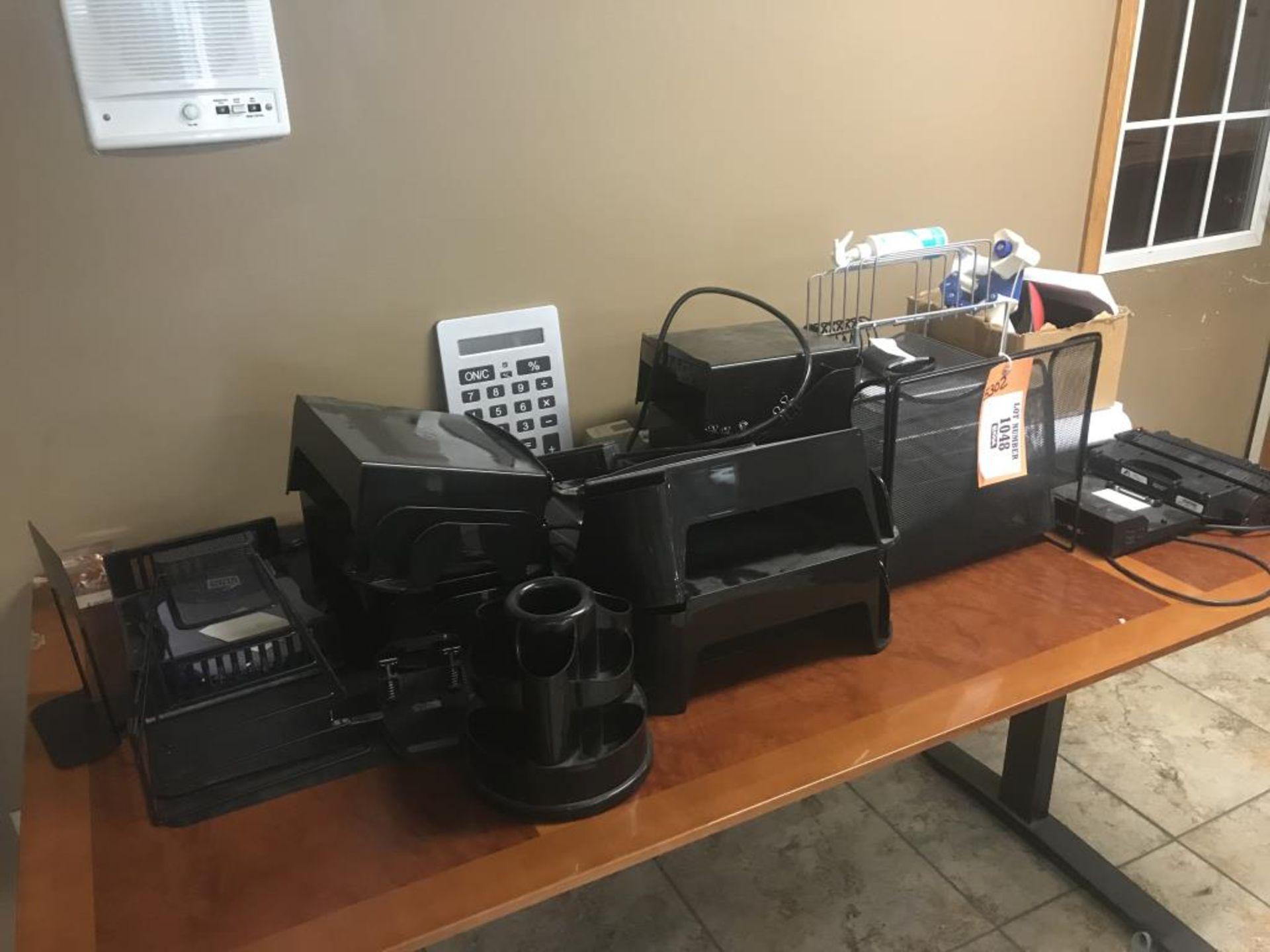 Lot 1048 - Office supplies