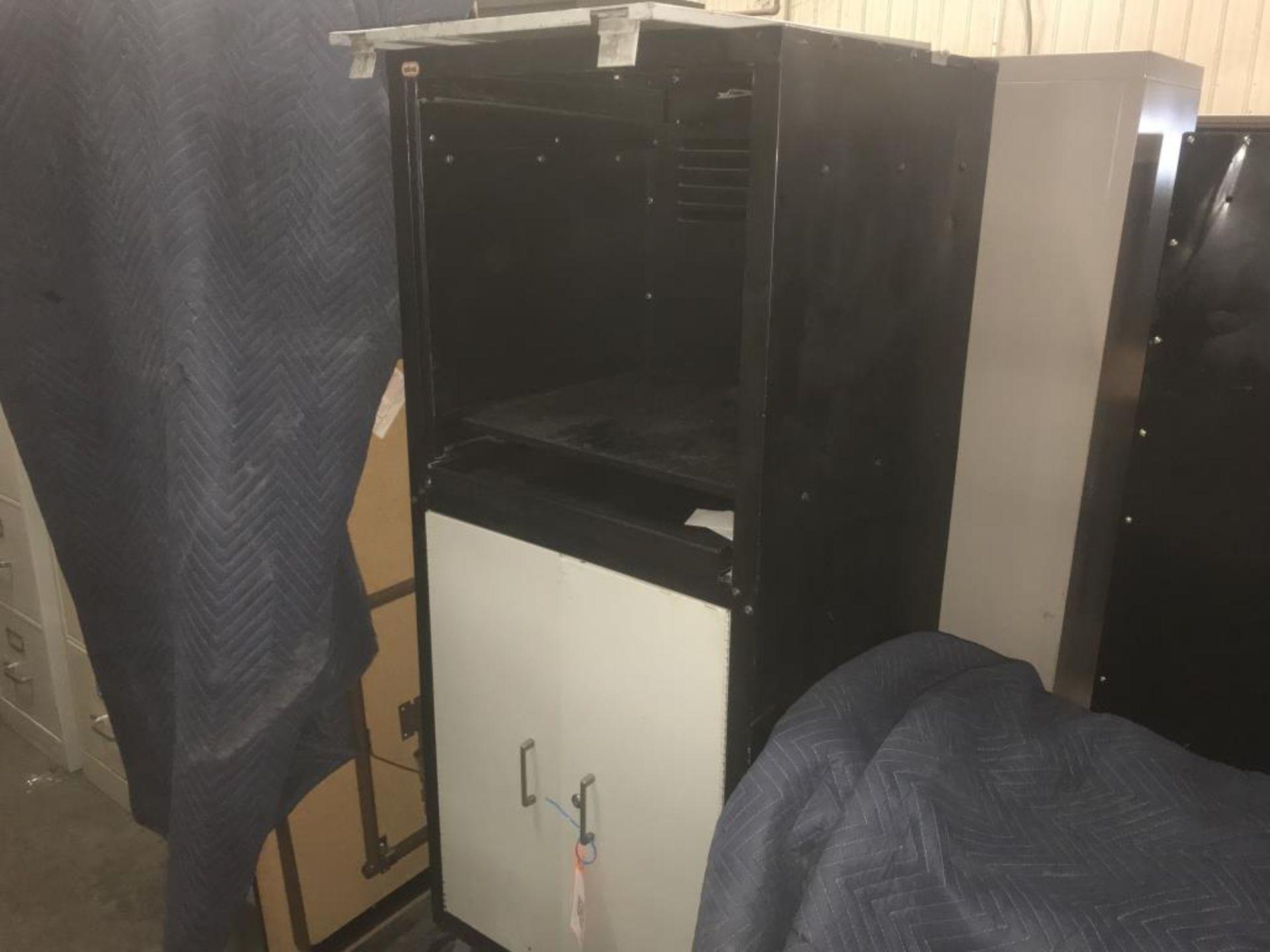 Lot 1023 - AV cabinet