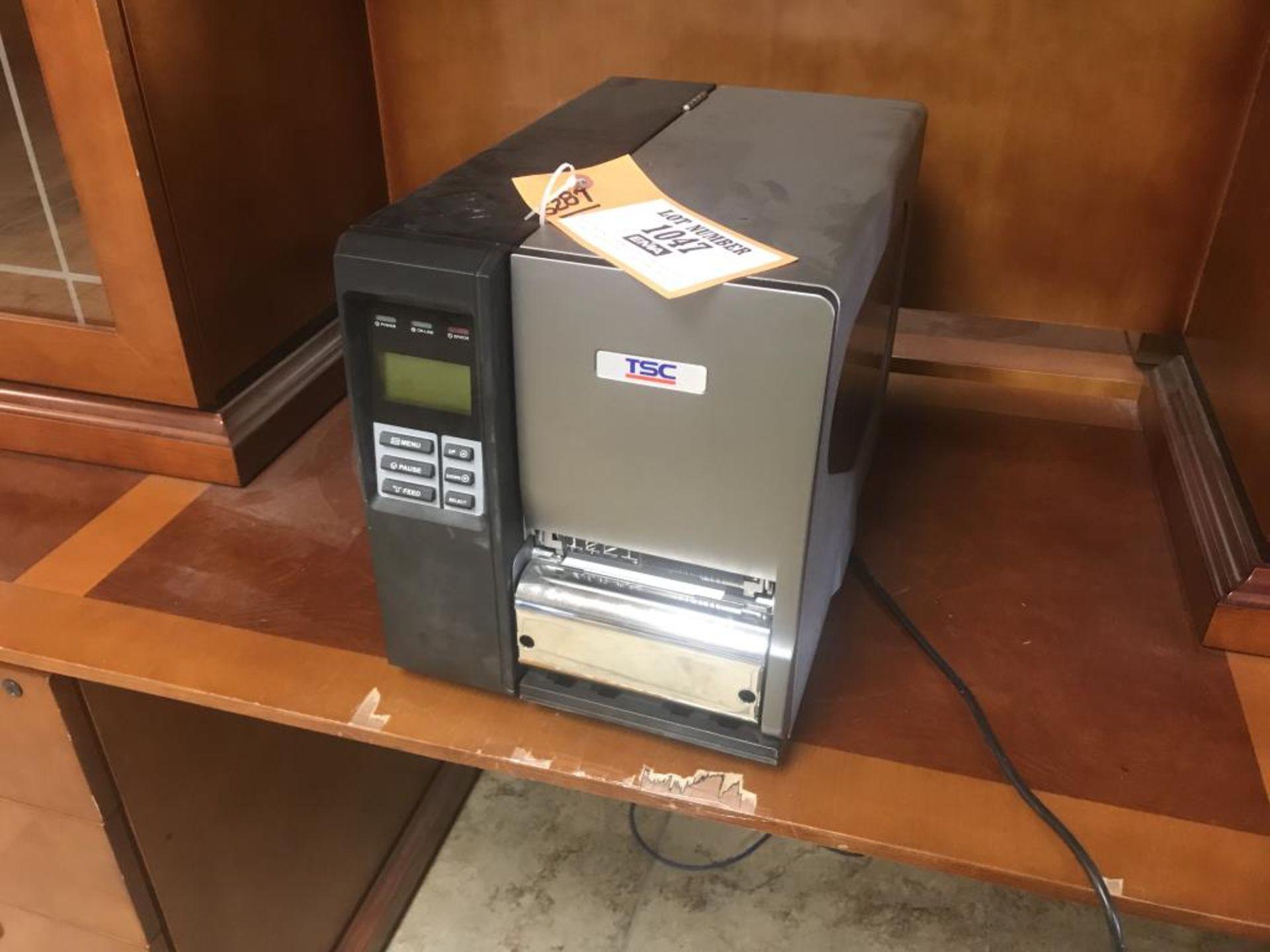 Lot 1047 - Label printer