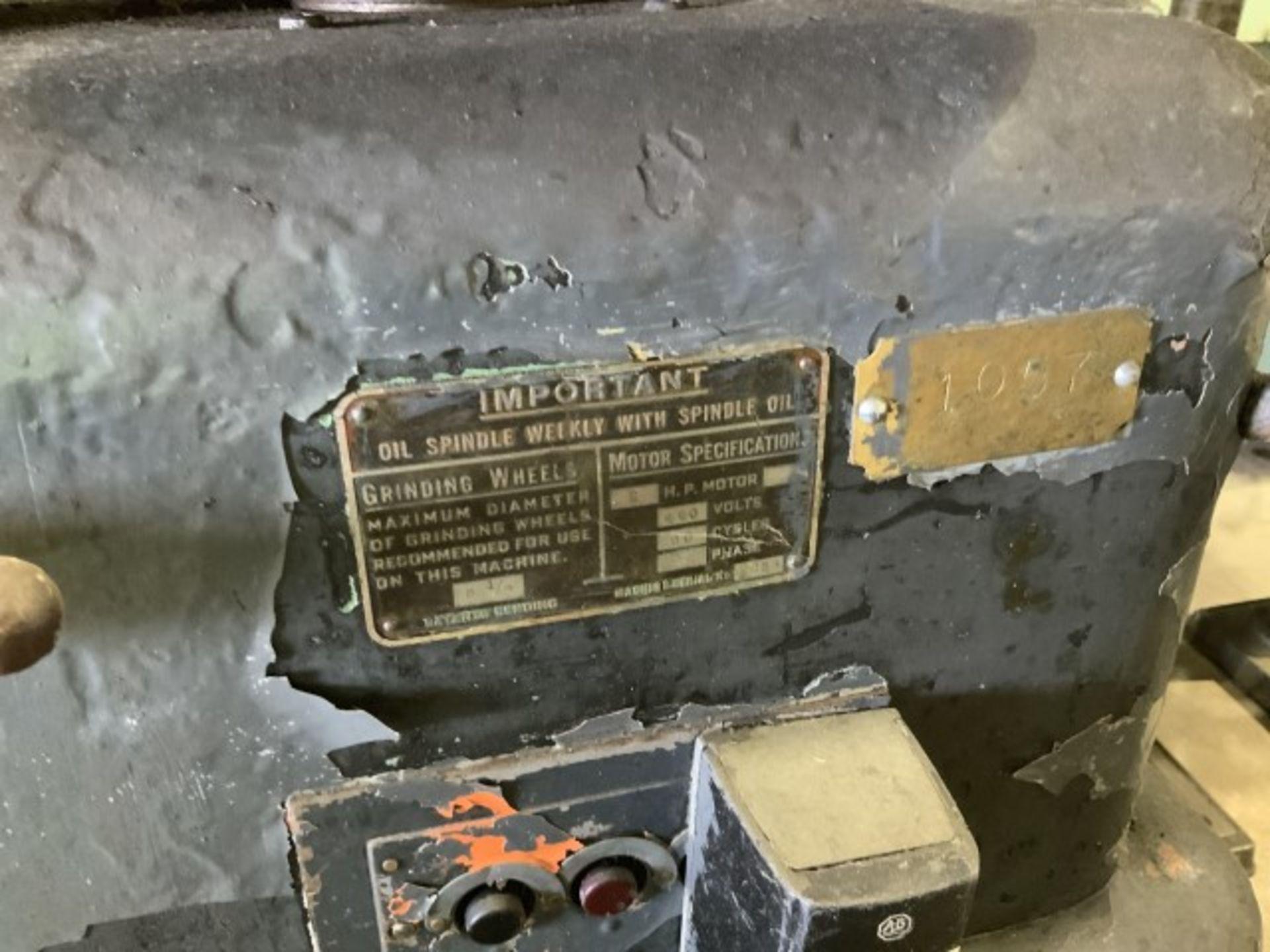 Profile grinder - Image 3 of 3