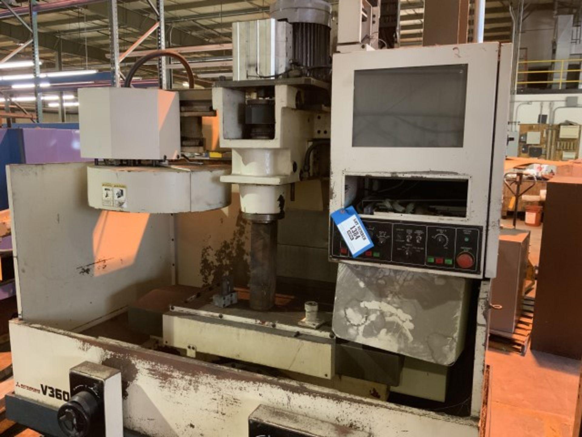 Lot 1384 - Vertical machining center