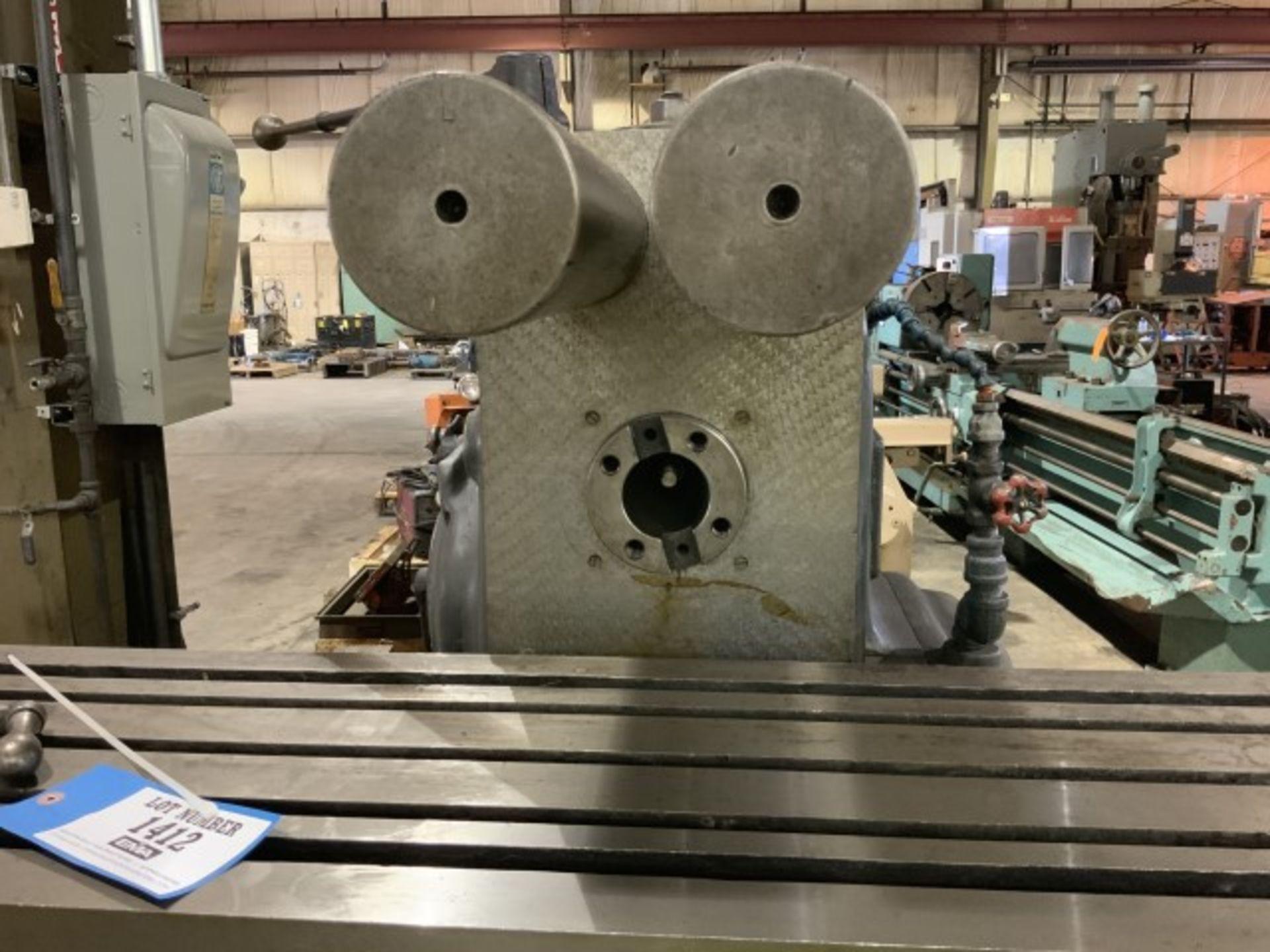 Horizontal milling machine - Image 4 of 6