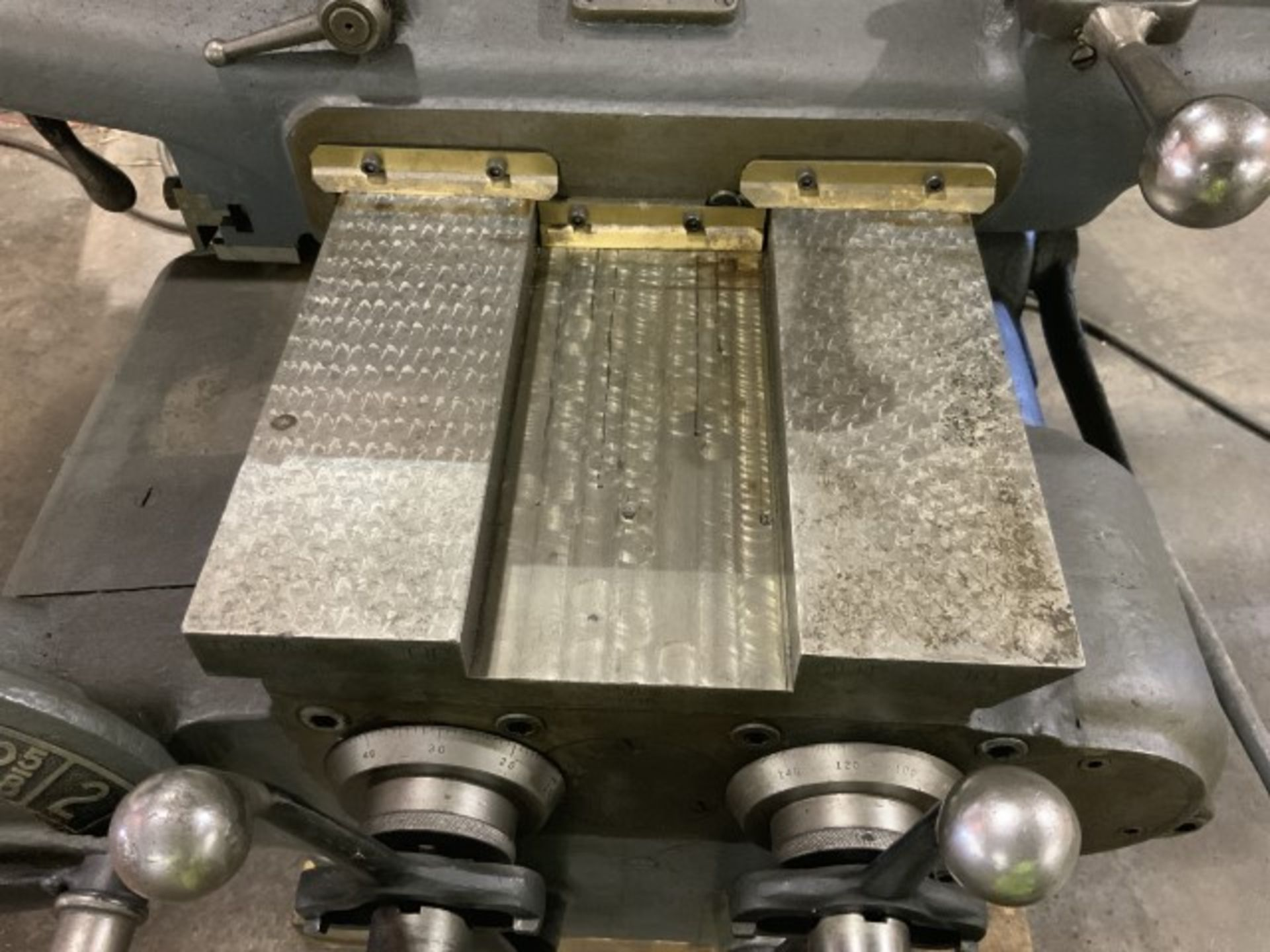 Horizontal milling machine - Image 3 of 6