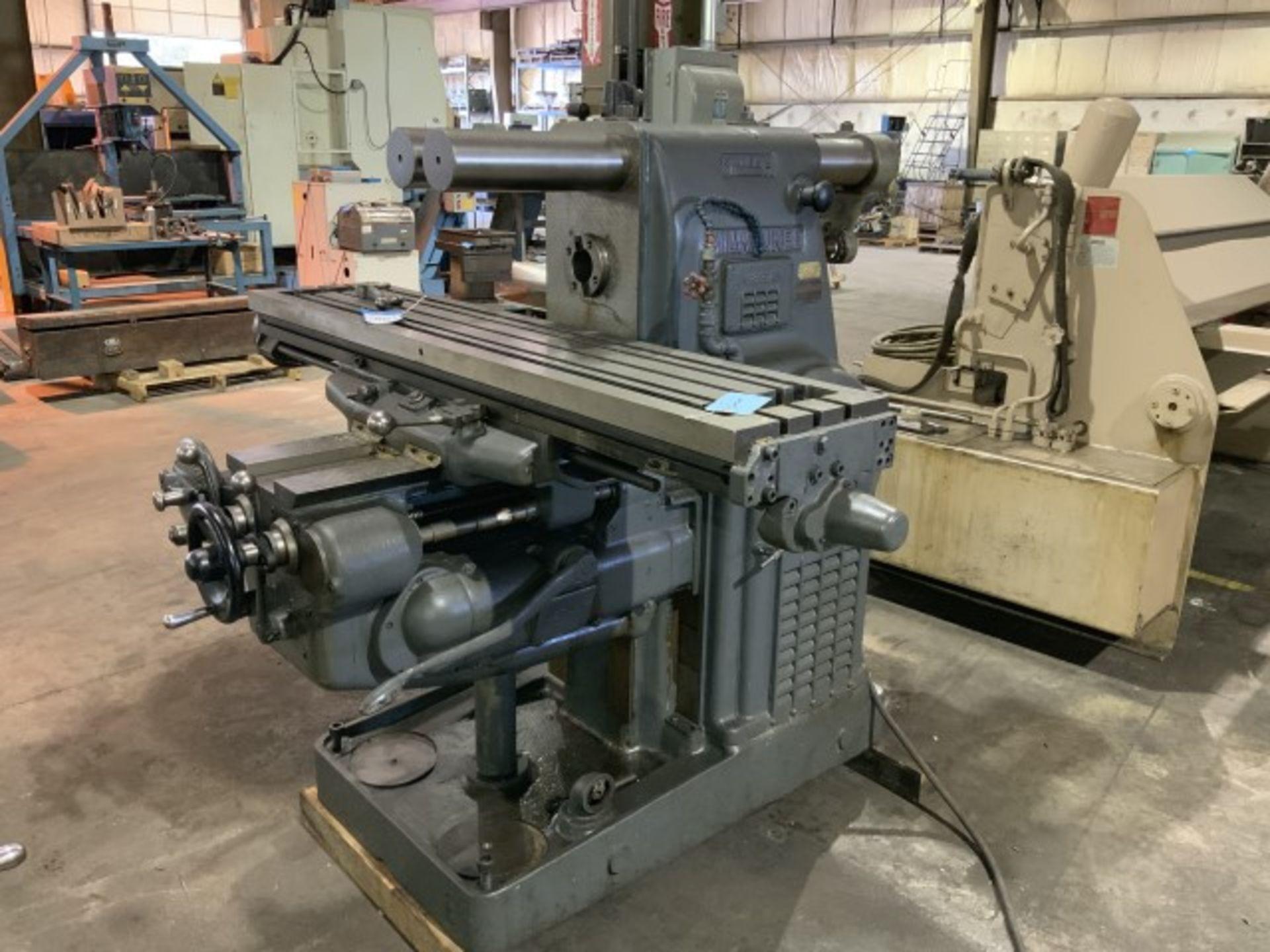 Horizontal milling machine - Image 2 of 6