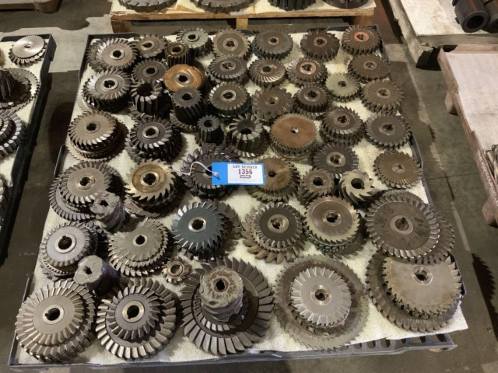 Lot 1356 - Perishable tooling