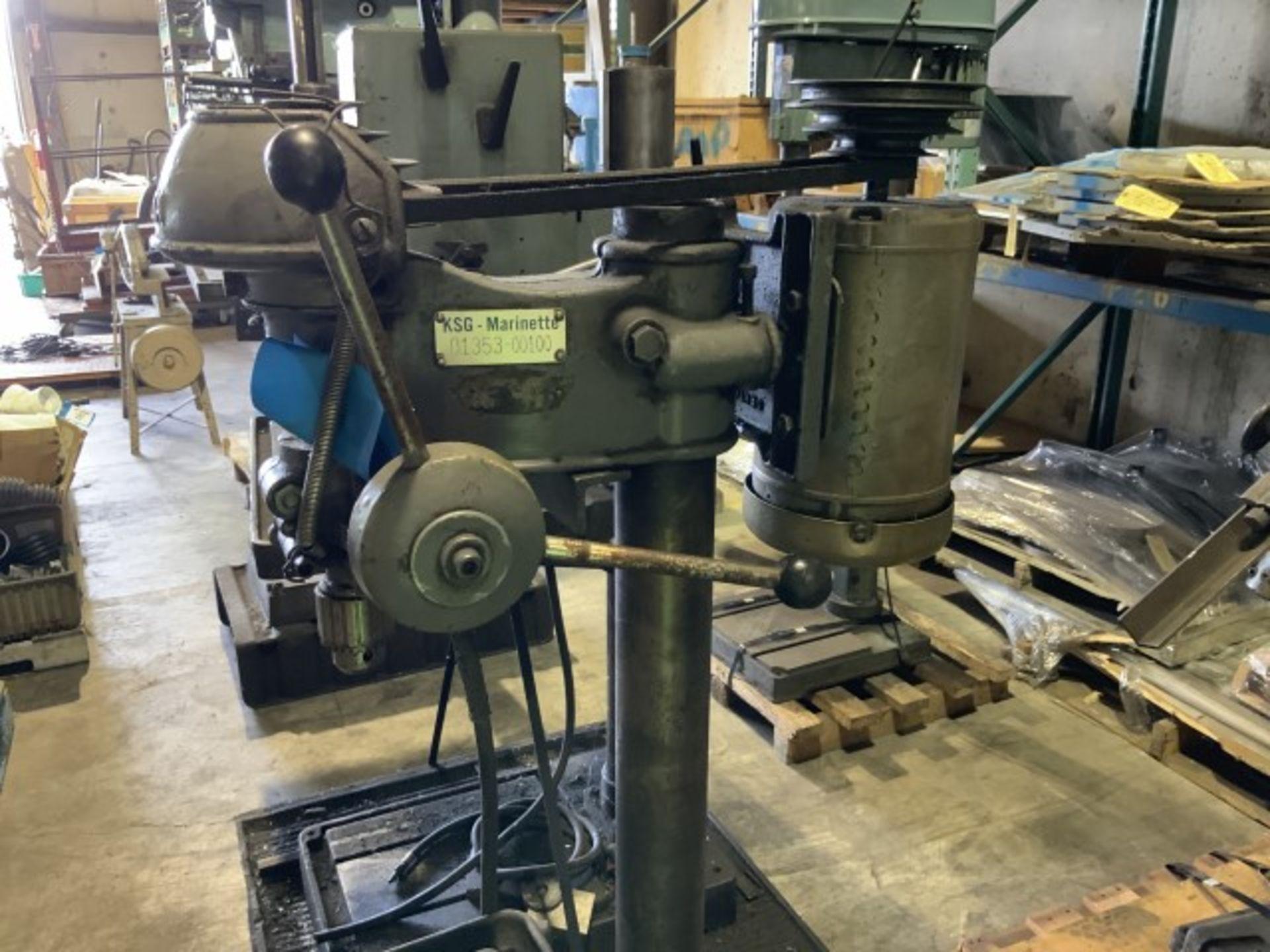 Drill press - Image 4 of 4