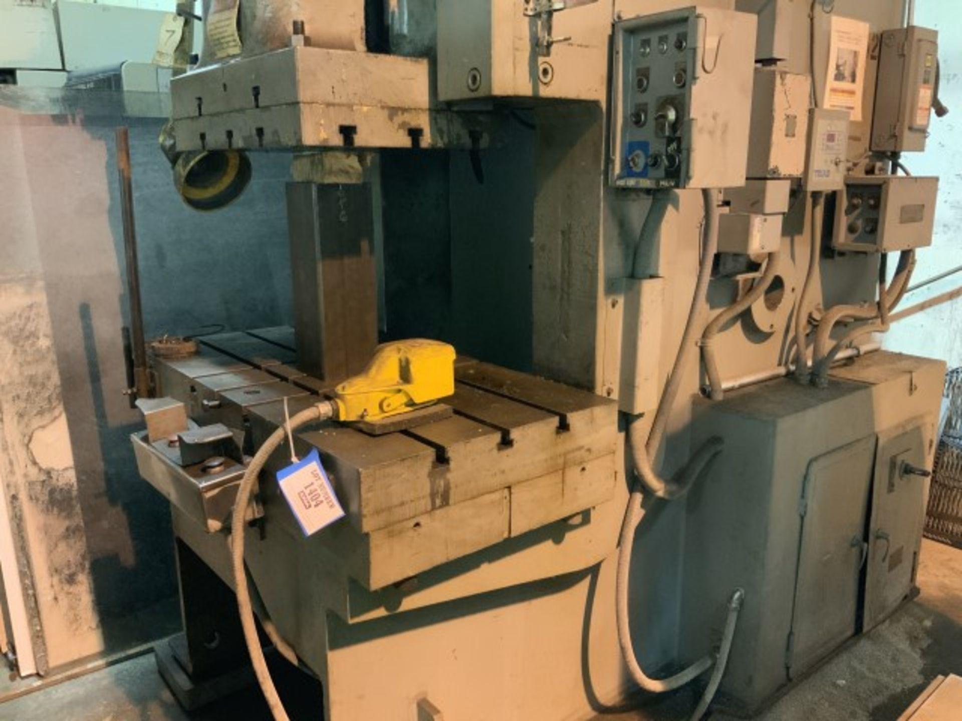 Gap press