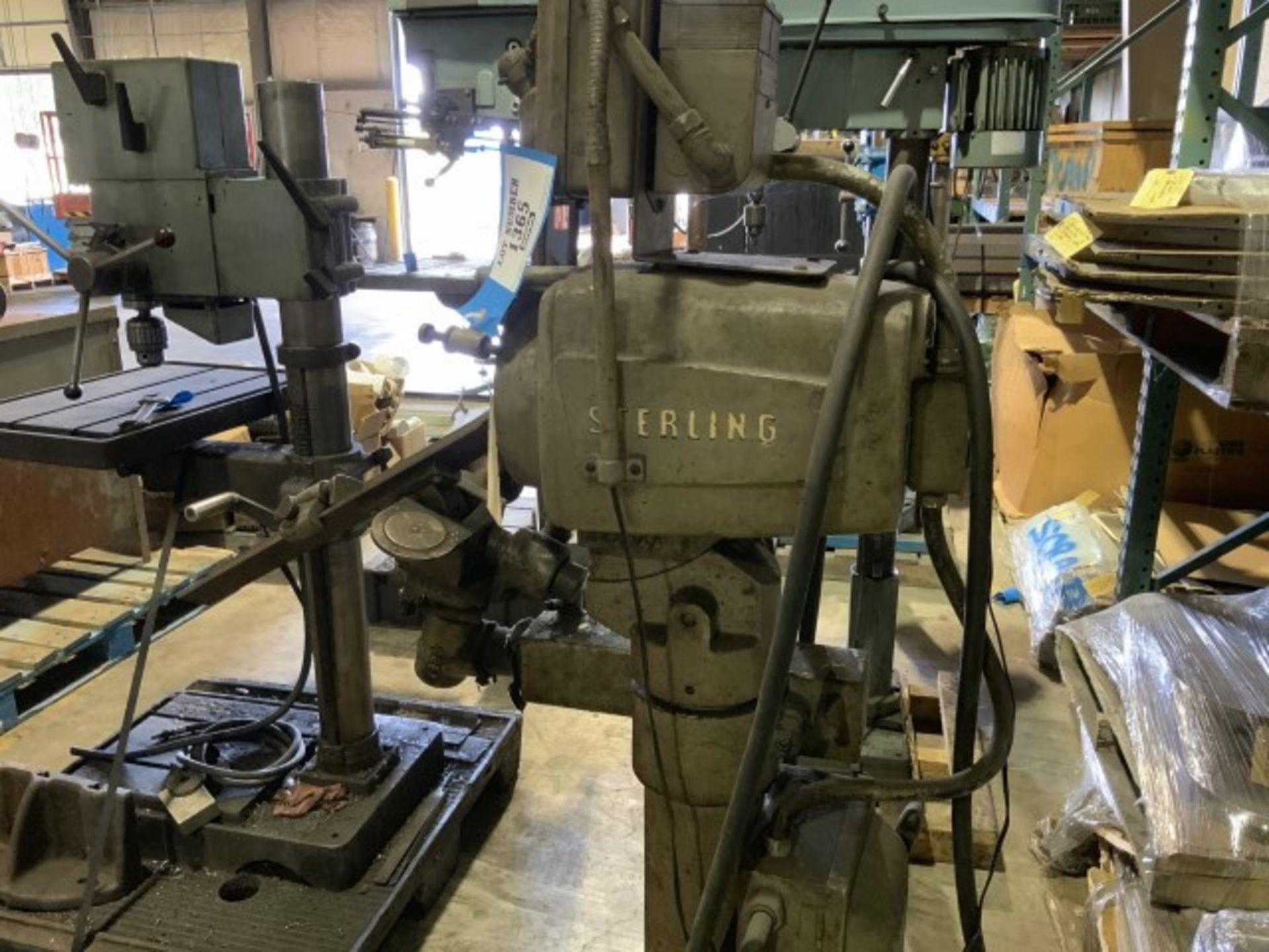 Lot 1365 - Drillbit sharpener