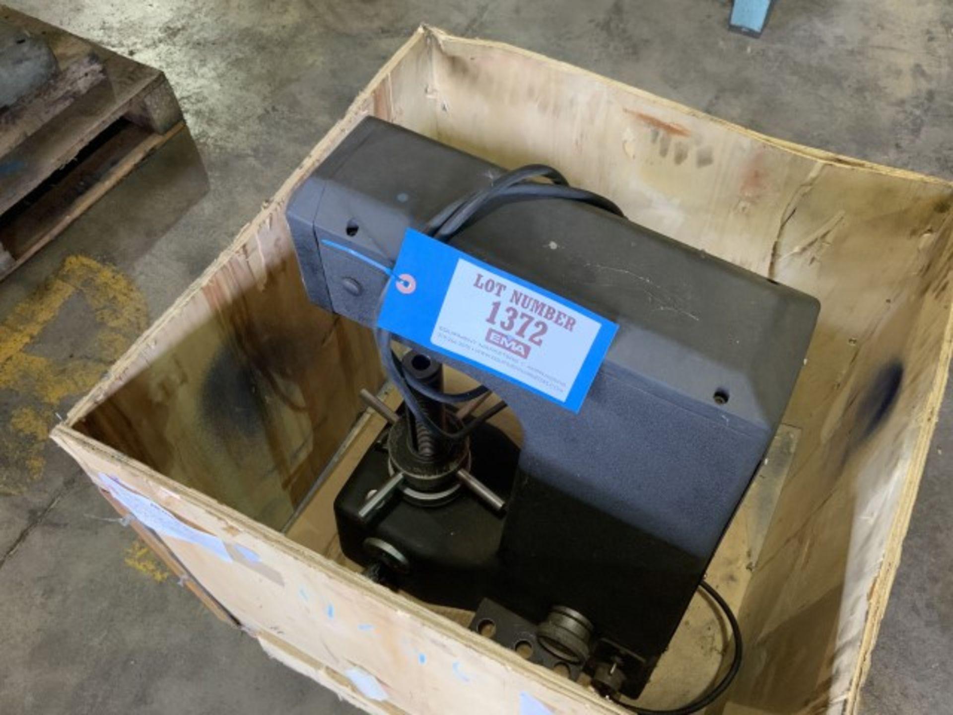 Lot 1372 - Hardness tester